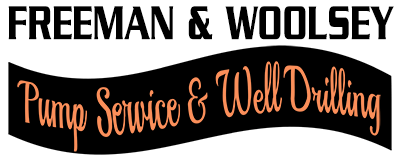 Freeman and Woolsey Well Service logo